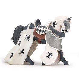 Hotaling Imports Papo Paladins Horse Figure White