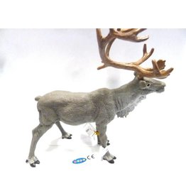 Hotaling Imports Papo Standing Reindeer Toy Figure