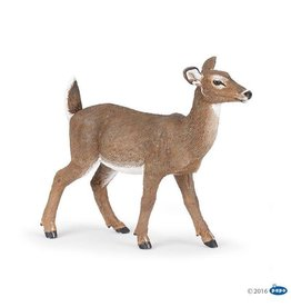 Hotaling Imports Papo White Tailed Doe Toy Figures