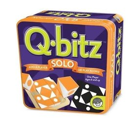 MindWare Mindware Q bitz Solo Orange
