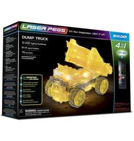 Laser Pegs Laser Pegs Dump Truck