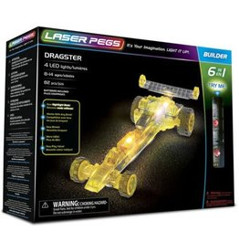 Laser Pegs Laser Pegs Dragster