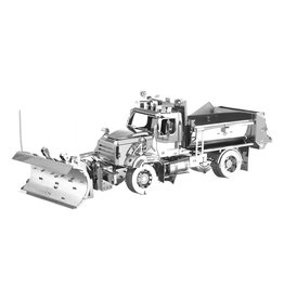 Fascinations Fascinations Metal Earth Freightliner Snow Plow