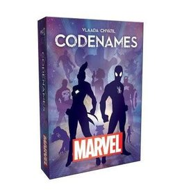 Alliance Marvel Codenames