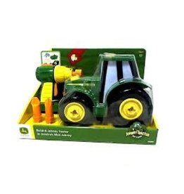 Tomy John Deere Build a Johnny Tractor Shape Sorter