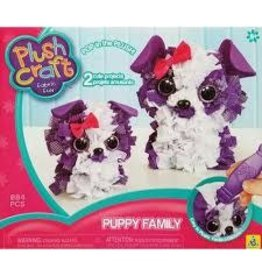 ORB Factory The Orb Factory Plush Craft Puppy Family