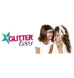 Glitter Toos Glitter Toos USA Pride