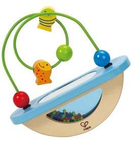 Hape International Hape Fish Bowl Fun Kids Wooden Bead Maze