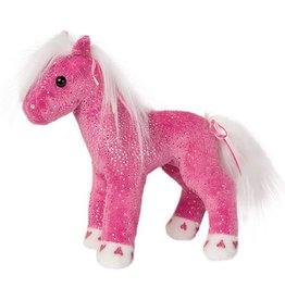 Douglas Toys Douglas Pink Sparkle Horse Plush