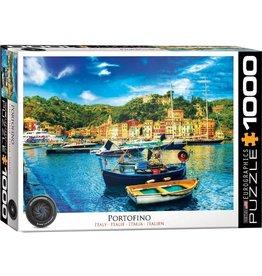 Eurographics EuroGraphics 1000 Piece Puzzle Portofino Italy Puzzle