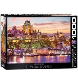 Eurographics EuroGraphics 1000 Piece Puzzle Le Vieux Quebec