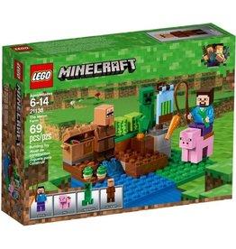 Lego Lego 21138 Minecraft The Melon Farm