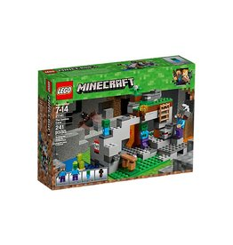 Lego Lego 21141 Minecraft The Zombie Cave