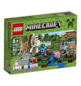 Lego Lego 21123 Minecraft The Iron Golem
