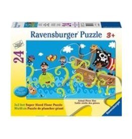 Ravensburger Ravensburger Ocean Friends 24 Piece Floor Puzzle