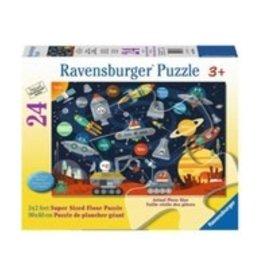 Ravensburger Ravensburger Space Aliens 24 Piece Floor Puzzle
