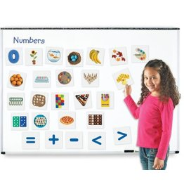 Learning Resources Learning Resources Double Sided Magnetic Numbers