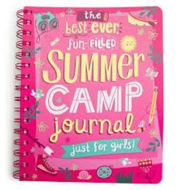 Peaceable Kingdom Peaceable Kingdom The Best Ever Fun Filled Summer Camp Journal Just for Girls