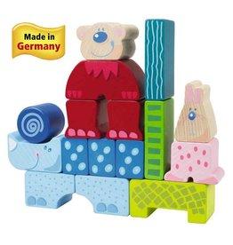 Haba Haba Building Blocks Zoolino Maxi