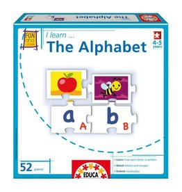 Educa Educa I learn the Alphabet Puzzle