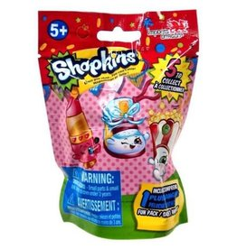 License 2 Play Shopkins Plush Hanger Fun Pack