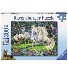 Ravensburger Ravensburger Mystical Unicorns 200 Piece Puzzle