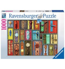 Ravensburger Ravensburger Antique Doorknobs 1000 Piece Puzzle