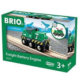 Ravensburger Brio Freight Battery Engine