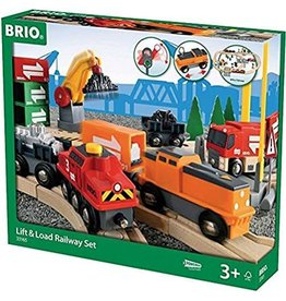 Ravensburger Brio Starter Lift and Load Set