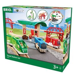 Ravensburger Brio Travel Station Set