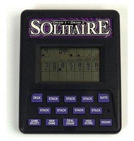 John Hansen Classic Solitaire Electronic Game