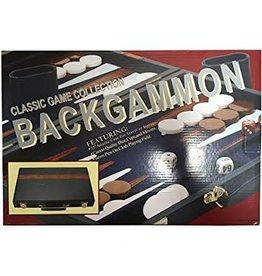 John Hansen 15 Inch Vinyl Backgammon