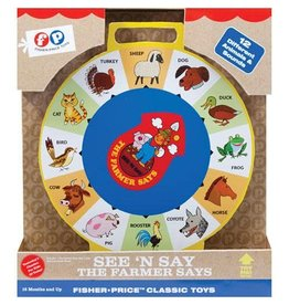 Schylling Toys Schylling Fisher Price See and Say