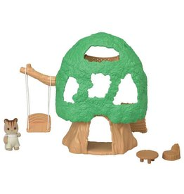 Epoch Everlasting Play Calico Critters Baby Tree House