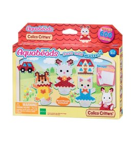 Epoch Everlasting Play Aquabeads Calico Critters Character Set