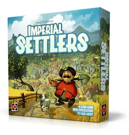 Alliance Imperial Settlers Board Game