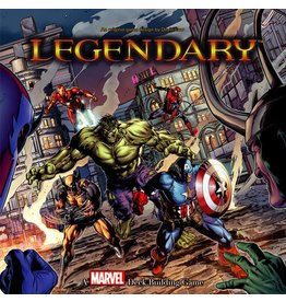 Alliance Legendary Deck Building Game Marvel Core Set