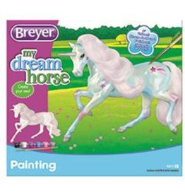 Reeves Breyer Paint Your Own Unicorn Kit
