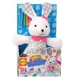 Alex Toys Brand LLC Alex Toys Color and Cuddle Bunny