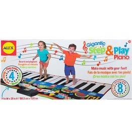 Alex Toys Brand LLC Alex Toys Gigantic Step and Play Piano