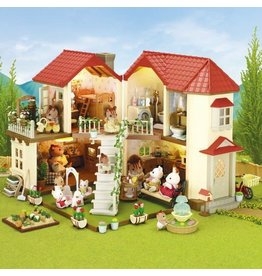 Epoch Everlasting Play Calico Critter Luxury Townhome