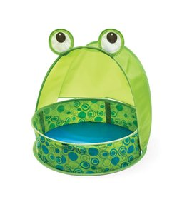 Epoch Everlasting Play Earlyears Pop Up Frog Travel Pool