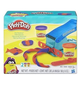 R and M Play Doh Fun Factory