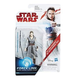R and M Star Wars Force Link Rey