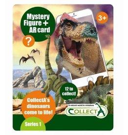 Reeves Dinosaur Mystery Figure and AR Card
