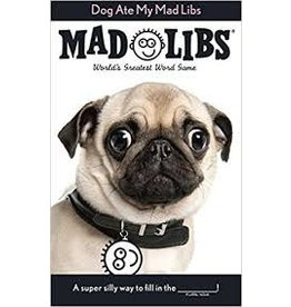 R and M Mad Libs Dog Ate My Mad Libs