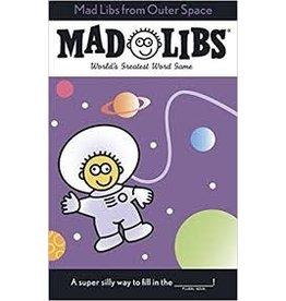 R and M Mad Libs from Outer Space