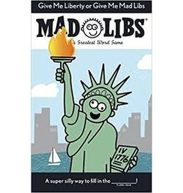 R and M Mad Libs Give Me Liberty or Give Me Mad Libs