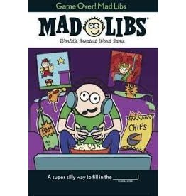 R and M Mad Libs Game Over