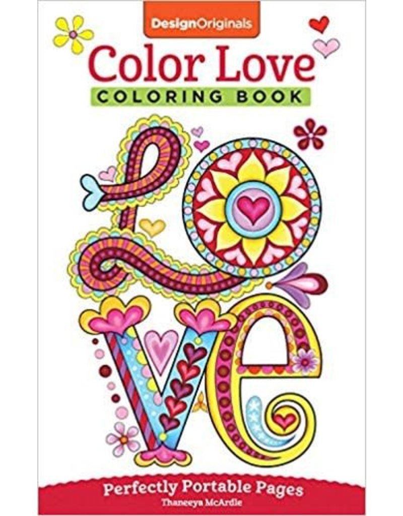 Springbok Puzzles Color Love Coloring Book